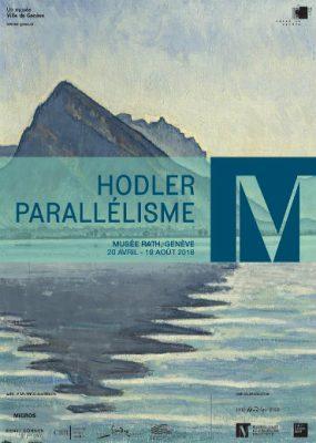2018_Hodler_Parallelisme_affiche