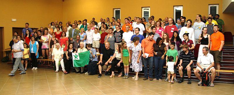 Participants du SES en 2010
