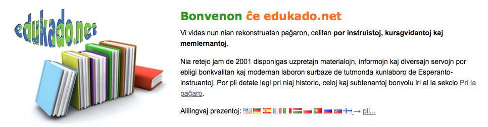 BonvenonCeEdukado.net