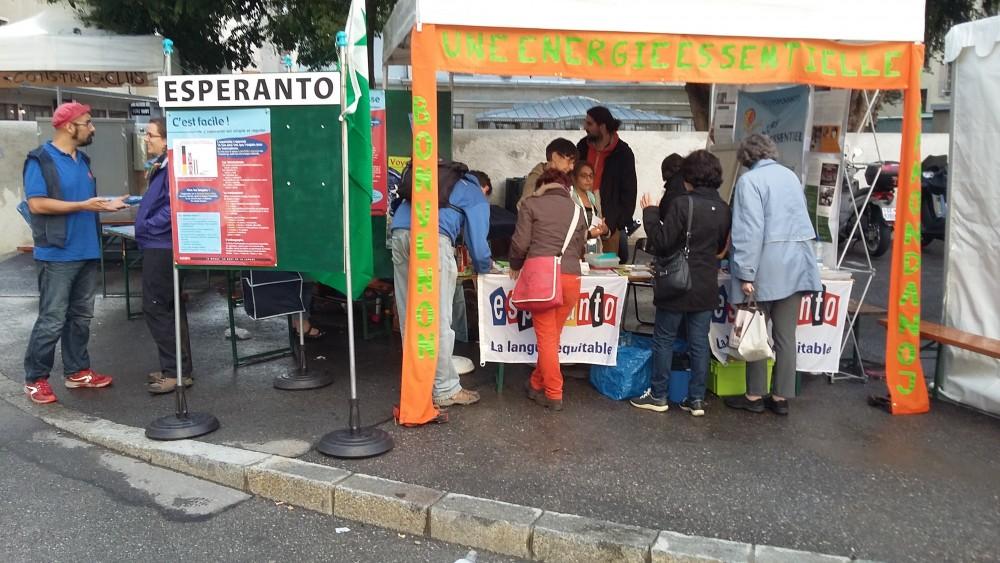 Stand La Stelo 2015